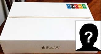 CUCAS Golden China Universities Special Applying Season iPad Air 2 Winner Announced!